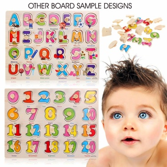 Wooden Inset Board Occupations Puzzle - Educational and Therapeutic Toy - 2