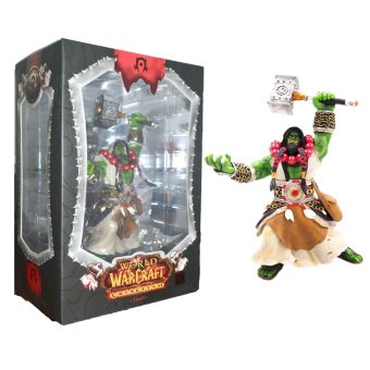 World of Warcraft Cataclysm Thrall Action Figure Collection