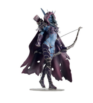 World of Warcraft model garage kit Ornaments