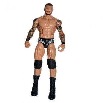 WWE Randy Orton Basic Loose Action Figure (White/Black)