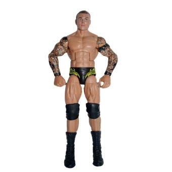 WWE Randy Orton Elite Loose Action Figure (Yellow Green/Black)