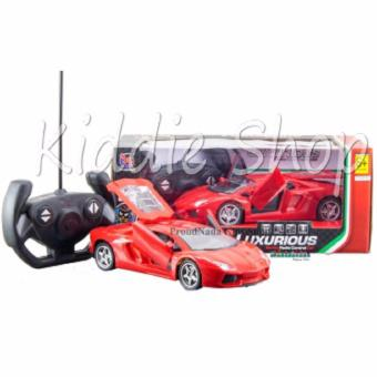 XB30 Luxurious Sries R/C Toy car collection for KIDS(RED,YELLOW,ORANGE)