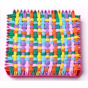 XTV Craft Loop ' N Weave Loom Yarn Set Creativity for Girls FunToys - 5