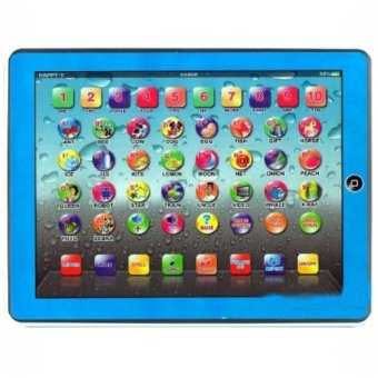 Y-pad English Computer Tablet Learning Education Machine Toy (Blue) Price Philippines
