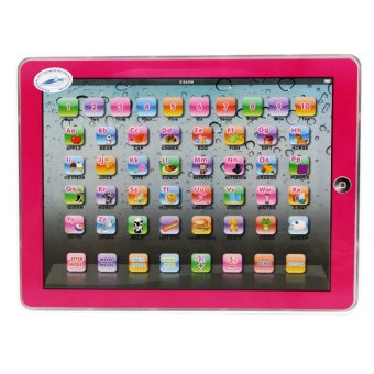 Y Pad English Learning Computer (Pink) Price Philippines