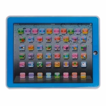 Ypad Multimedia Learning Computer Toy Tool (Blue) Price Philippines