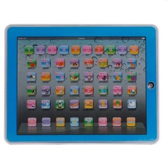 Ypad Multimedia Learning Computer Toy Tool (Blue)