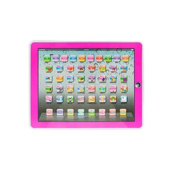 Ypad Multimedia Learning Computer Toy Tool (Pink)
