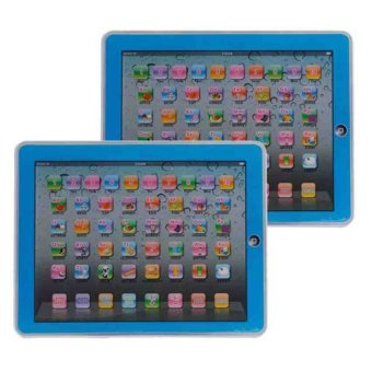 Ypad Multimedia Learning Computer Toy Tool Set of 2 (Blue) Price Philippines