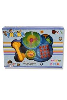 Yufo 566-20AE Phone (Blue)