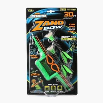 Zing Air Storm Zano Bow (Green)