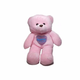 Zover Cute Pink Teddy Bear Soft Stuffed Plush Toys Doll