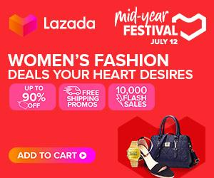 Mid Year Festival Sale (Women's Fashion)