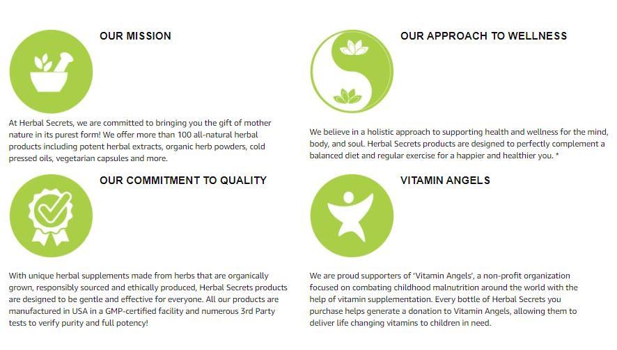 Herbal Secrets Organic Maca 950mg 120 VCAPS - Gelatinized for Enhanced  Bioavailability - GMO Free- Supports Healthy Mood, Hormonal Balance,