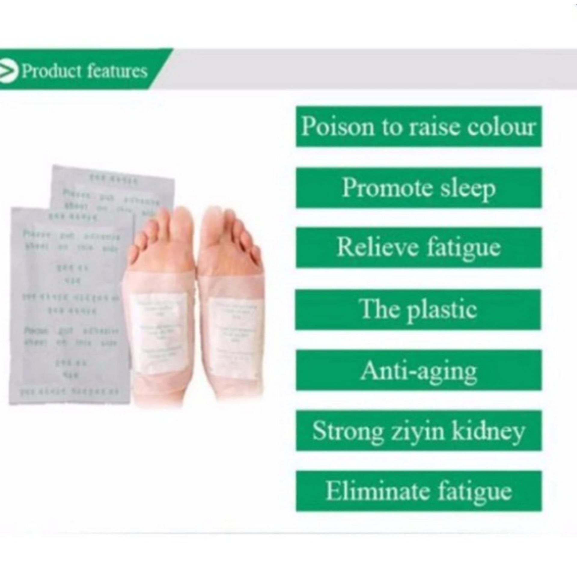Harga Dan Spek Kinoki Update 2018 Kyojin Pakan Ayam Raksasa 1000gr Philippines 10 Pads Detox Foot Organic Herbal Cleansing Patches 99g
