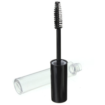 10ML Empty Mascara Tube Eyelash Cream Vial/Bottle/Container Black Cap - intl - 2