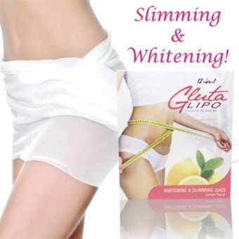 12 in 1 Gluta Lipo by The Gluta Spa (Whitening and Slimming Juice) Price Philippines