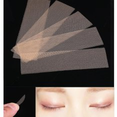 120pcs Eyelid Stickers Double Eyelid Tapes Lace Adhesive Tool Accessories - intl Philippines