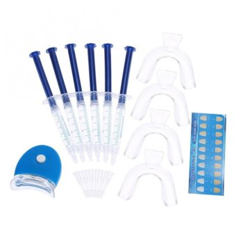 12pcs Tooth Whitener Dental Bleaching Dental Teeth Whitening TraysCare Whitening
