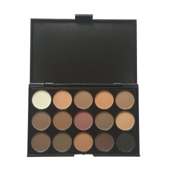 15 Colors Eyeshadow Makeup Palette (Matte Color)