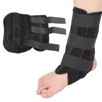 1PC Ankle Support Strap Foot Sport Sprain Injury Pain ProtectorBrace(S) - intl
