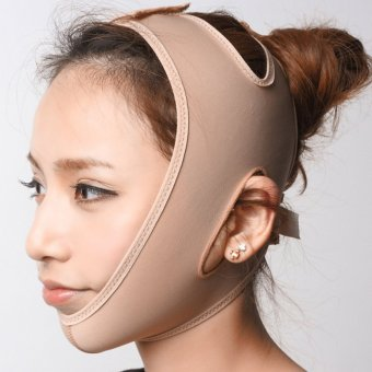 1pcs Face V Shaper Facial Slimming Bandage Relaxation Lift Up Belt Shape Lift Reduce Double Chin Face Mask Face Thining Band Massage