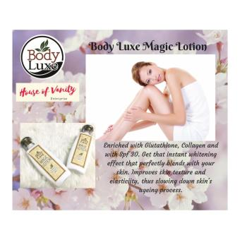 2 pcs Body Luxe Lumina Magic Lotion - 4