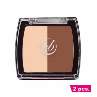 2 pcs. Ever Bilena Contour Duo - Deep