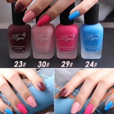 Nail art brands nail art designs on sale prices set reviews 30 colors scrub matte tasteless candy color nail art polish 16ml intl prinsesfo Images