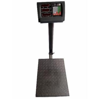 300kg HeavyDuty Commercial and Industrial Electronic Price PlatformScale (Black) Price Philippines