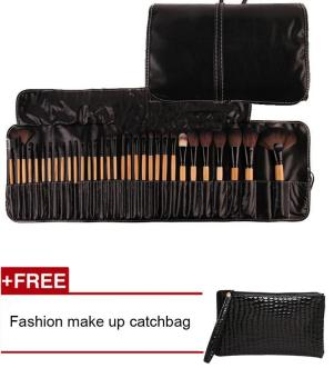 32Pcs Makeup Brushes Professional Cosmetic Make Up Brush Set TheBest Quality Make Up Tools - intl