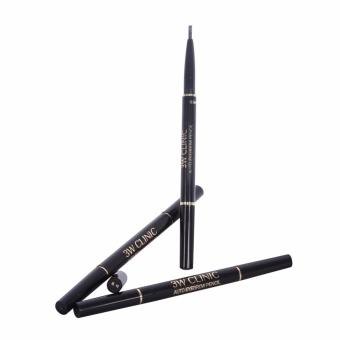 3w Clinic Auto Eyebrow pencil {Black}