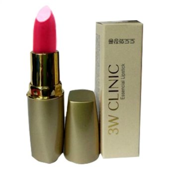 3w Clinic Essential Lipstick (LADY PINK)