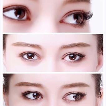 4 Pairs 3D Magnetic False Eyelashes Natural Soft False Eye Lashes - intl - 2