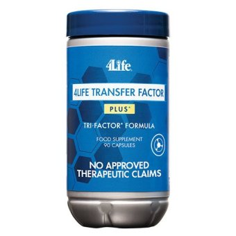 4Life Transfer Factor Plus Tri-Factor Immune System Booster FormulaCapsules Bottle of 90 Price Philippines