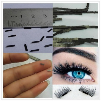 4PcsReusable-Magnet-Sheet-For-3D-Magnetic-False-Eyelashes-Extension-Handmade- intl - 3