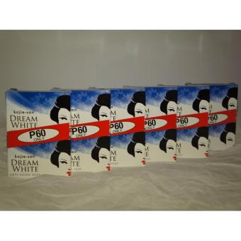 6pcs Kojiesan Dream White 65g x 2`s