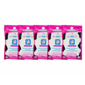 A Bonne Spa Milk Salt 70g AO17 5 Pcs 1243308 Price Philippines