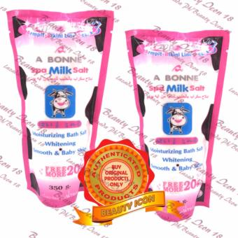 A Bonne Spa Milk Salt Refill 350g Set of 2 Price Philippines