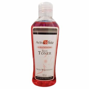 Active White L-Glutathione Skin Toner 100ml