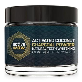 Active Wow Teeth Whitening Charcoal Powder Natural Price Philippines
