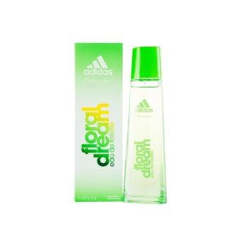 Adidas Floral Dream Eau De Toilette Perfume for Women 75ml