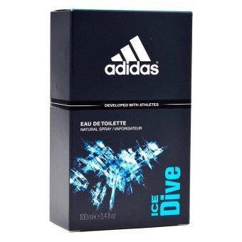Adidas Ice Dive Eau de Toilette for Men 100ml - picture 2