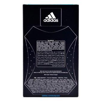Adidas Ice Dive Eau de Toilette for Men 100ml - 3