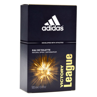Adidas Victory League Eau De Toilette For Men 100ml - picture 2