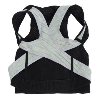 Adult Students Posture Shoulder Back Corrector Lumbar Waist SupportCorrection Belt(XL) - intl - 2