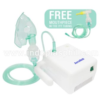 AeroNeb Compact Nebulizer - FREE MOUTHPIECE Price Philippines