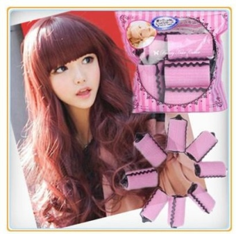 Air hair Hair hair curler Buckle
