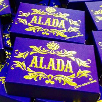 ALADA Miracle whitening soap 160g with Hologram sticker Price Philippines
