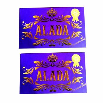 Alada Whitening Soap 160g 100% Authentic with Hologram Bundle of 2 Price Philippines